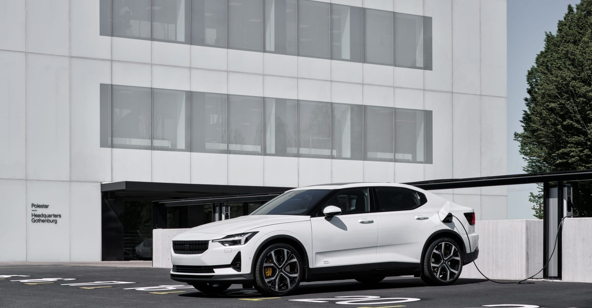 Polestar aims to create the first climate neutral car by 2030