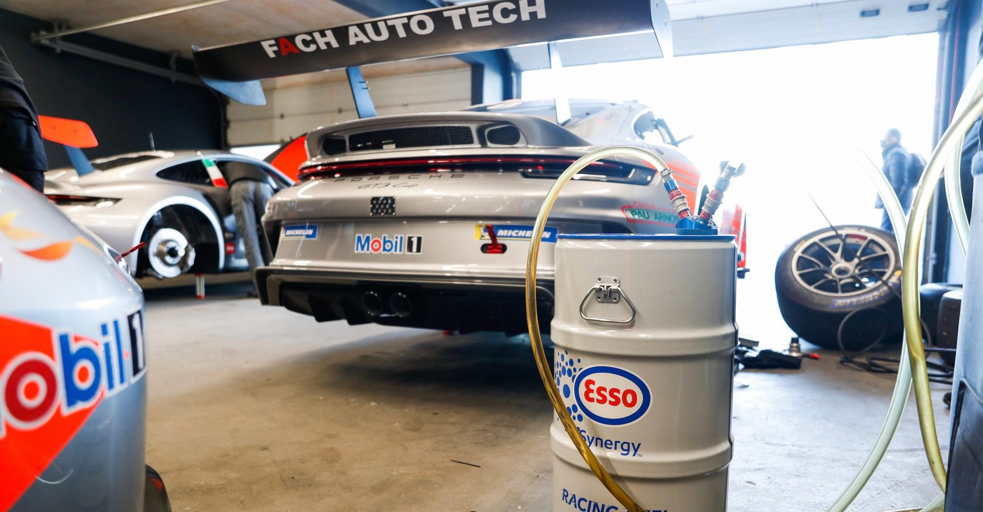 Porsche to test sustainable fuels in 911 Cup racing series