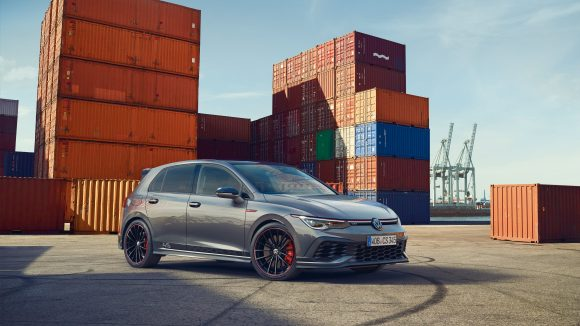 The new Volkswagen Golf GTI Clubsport 45 costs from £39,980 and goes on sale this week
