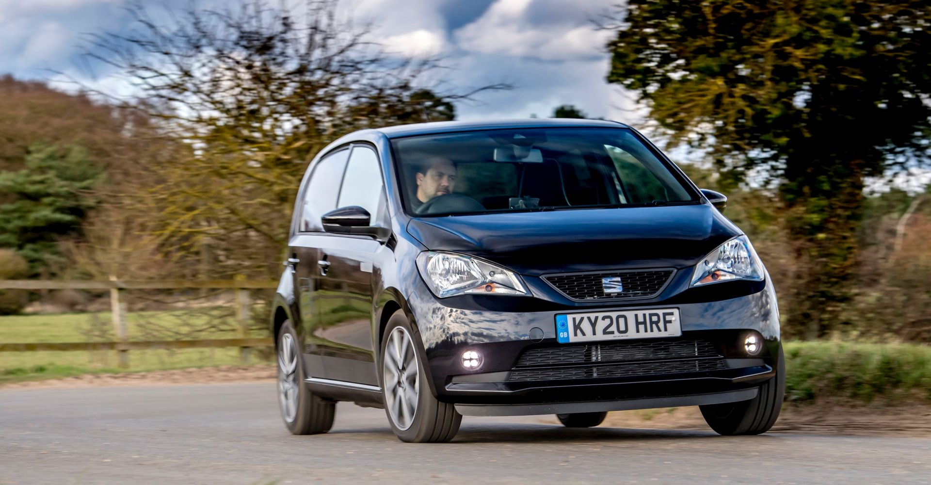 First drive: The Seat Mii Electric proves EVs don't have to cost a fortune