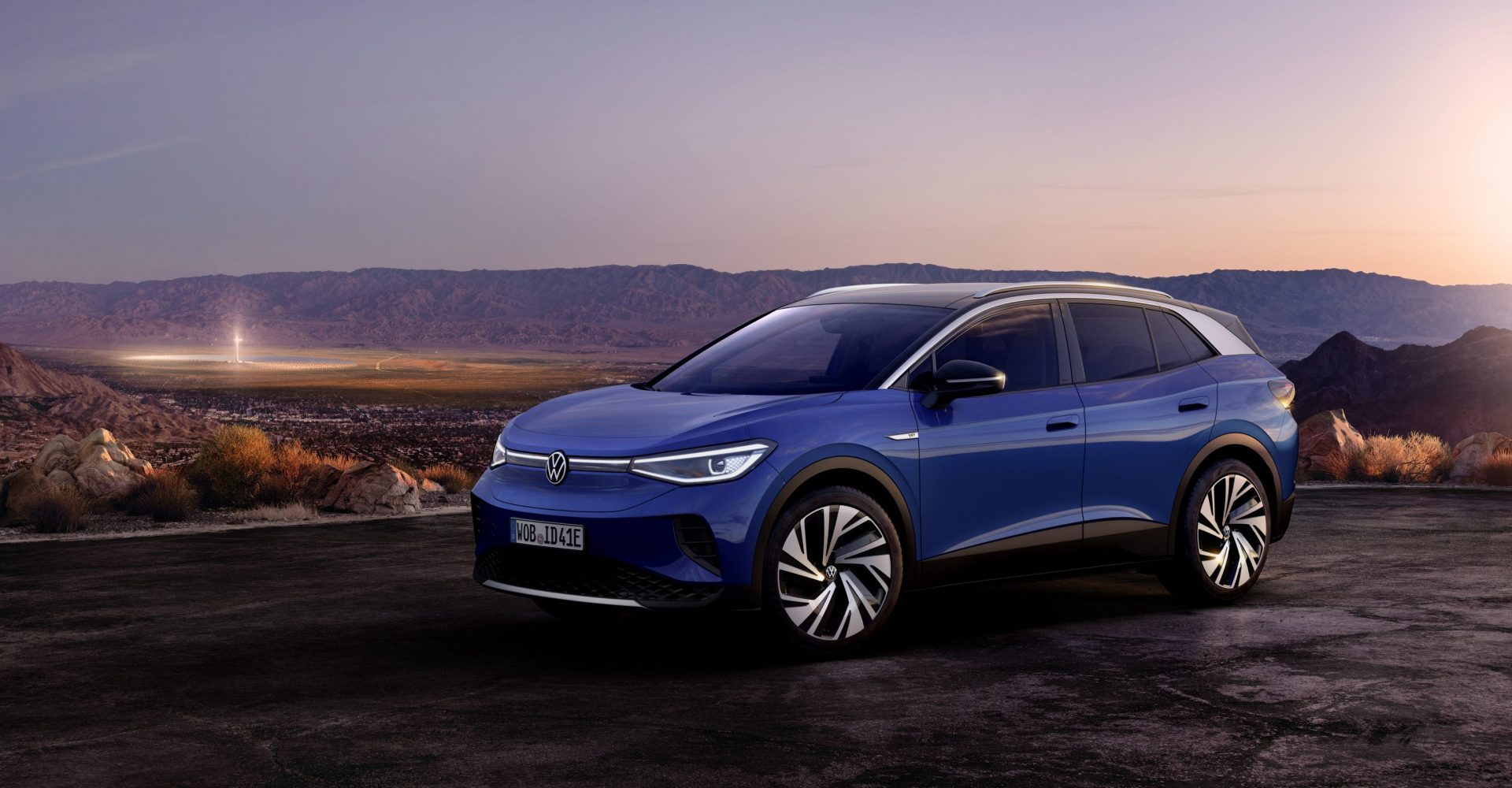 Volkswagen ID.4 Pro Performance goes on sale in the UK tomorrow