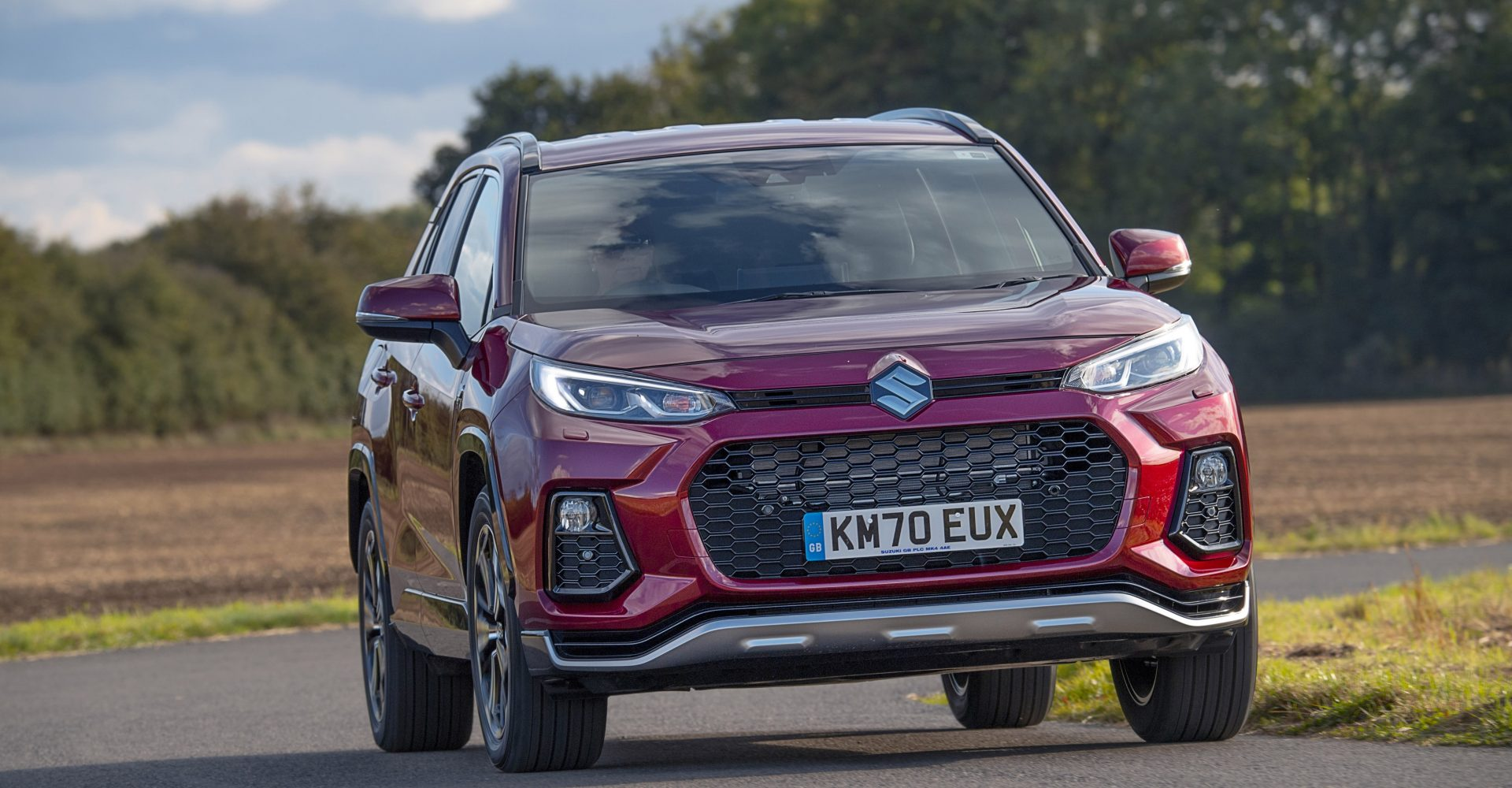 First Drive: The Suzuki Across is a swift and efficient plug-in hybrid SUV