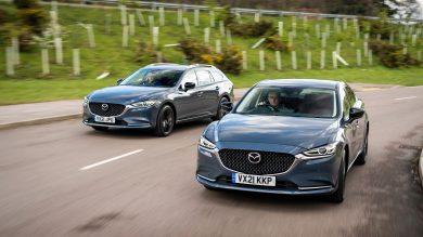 Mazda6 gains exclusive new Kuro Edition