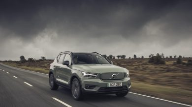 First Drive: Does the XC40 Recharge P8 deliver Volvo's EV vision?
