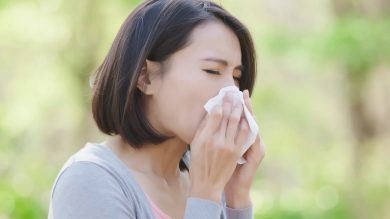 How drivers with hayfever can stay safe behind the wheel