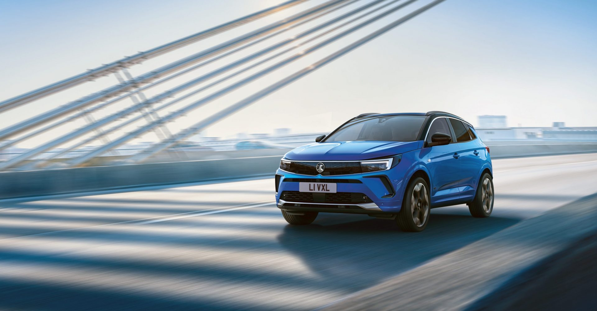 The Vauxhall Grandland SUV has been given a mid-life refresh