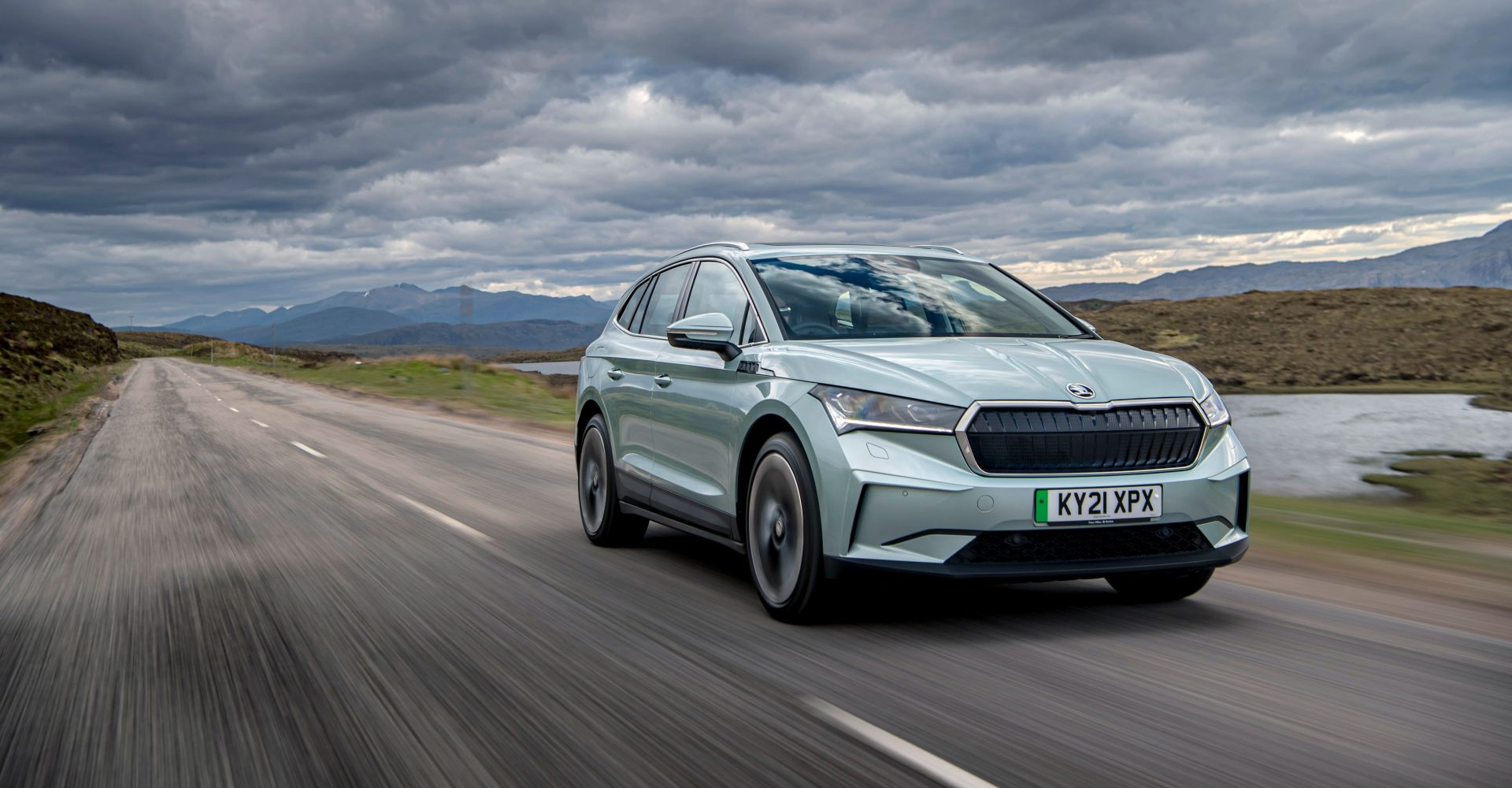 First Drive: Is Skoda's Enyaq iV the ideal everyday EV?