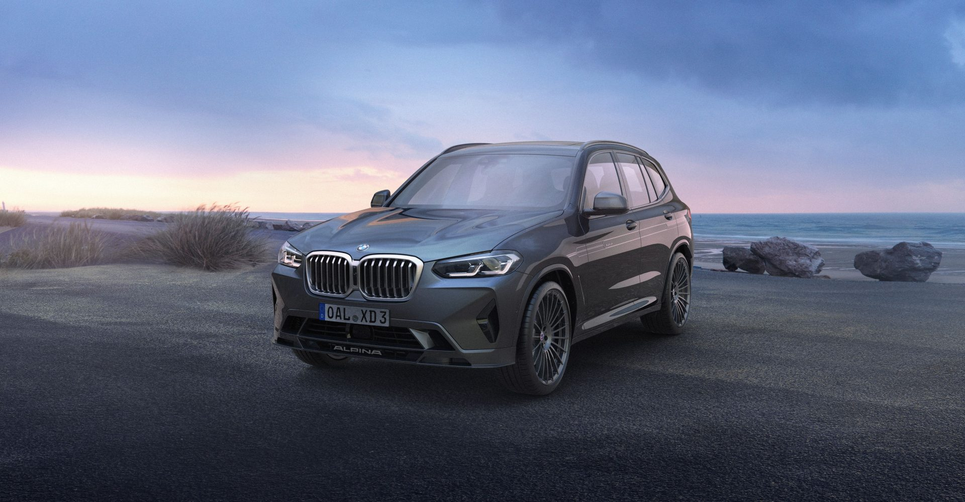 New Alpina XD3 arrives with fresh new look and mild-hybrid tech