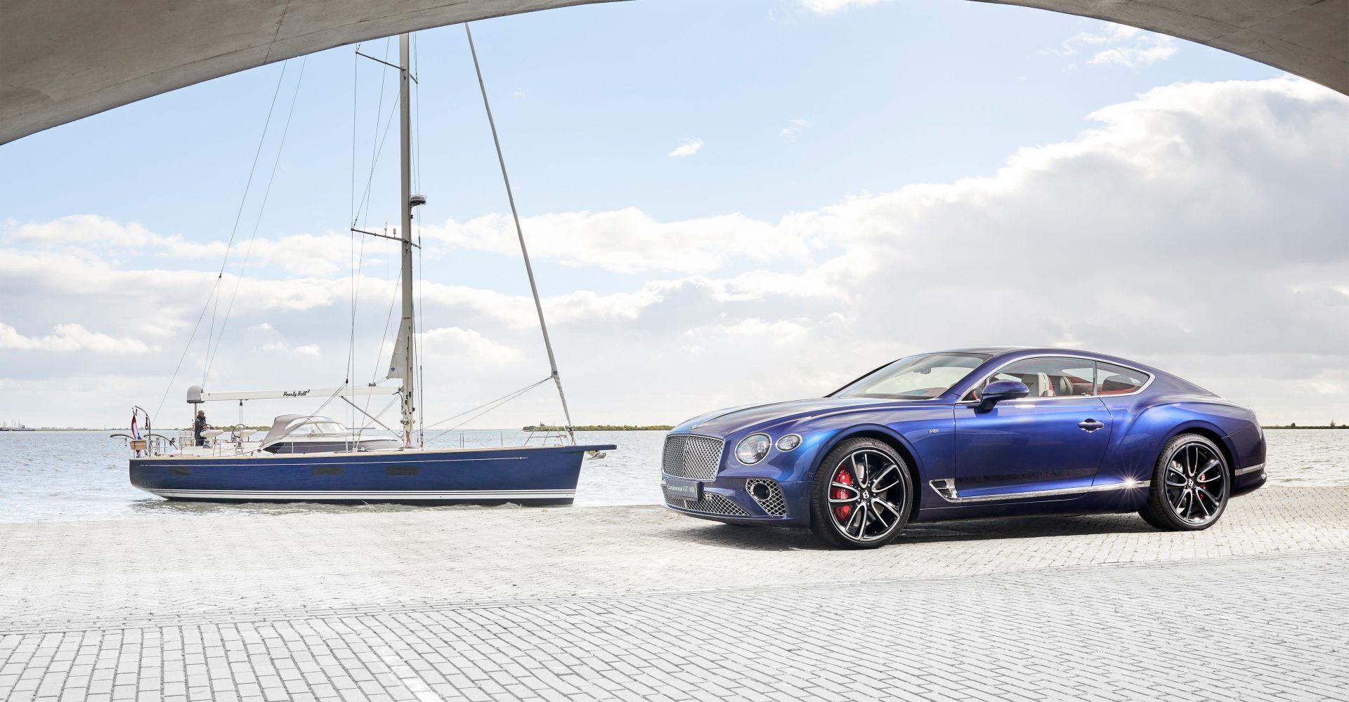 Bentley designs yacht interior to match customer's car