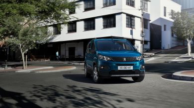 Peugeot announces prices and specifications for e-Rifter