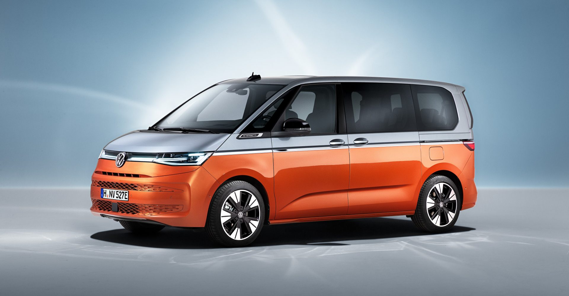 Volkswagen reveals the Multivan as a replacement for the Caravelle