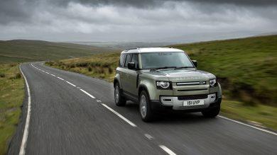 Jaguar Land Rover to develop Defender-based hydrogen vehicle
