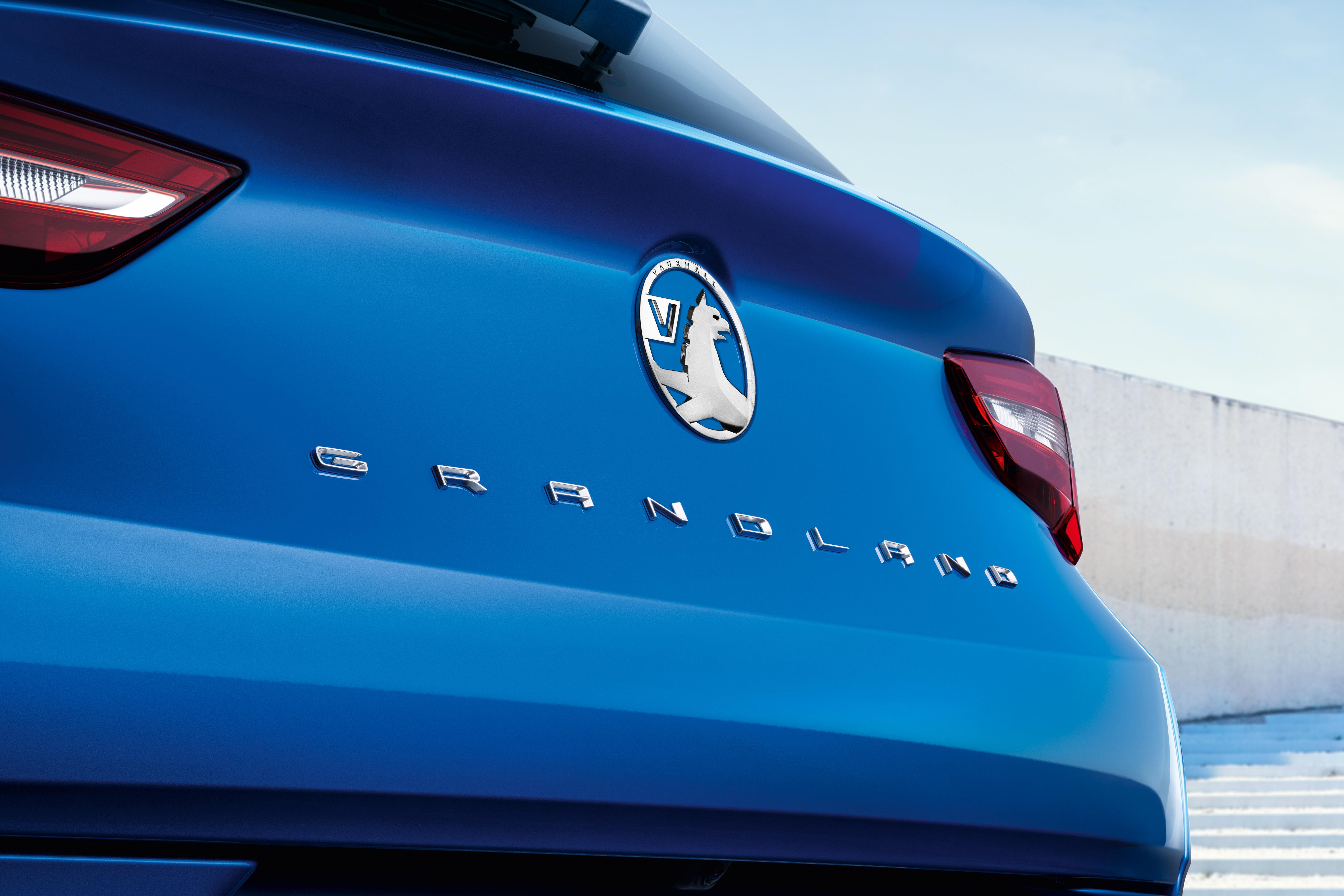 Vauxhall Grandland